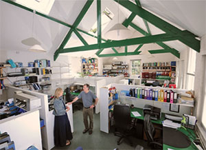 Chiswick Semi-Serviced Business Centre - interior
